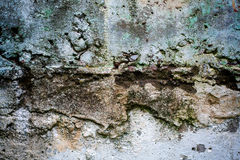 Tekstura Stara ściana Obrazy Stock