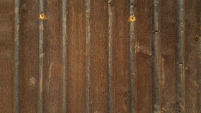 Tekstura stara cynk ściana Obraz Stock