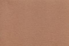 Tekstura stary beżu papieru zbliżenie Struktura zwarty kartonowy brown kolor verdure pozyskiwania środowisk gentile Obrazy Stock