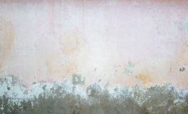 Tekstura stary brudzi betonu lub cementu ścianę obrazy stock