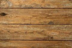 Tekstura stary drewniany tło Zdjęcia Royalty Free