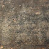 Tekstura stary żelazo talerz Obraz Stock