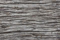 Tekstura stary krakingowy drewno Zdjęcie Royalty Free