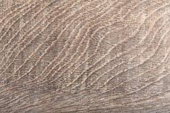 Tekstura stary porysowany dębowy drewno Zdjęcie Royalty Free