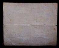 Tekstura stary rocznik yellowed papier, papiery fotografia royalty free