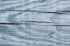 Tekstura starzejąca się drewniana deska Obraz Royalty Free