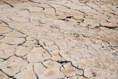 Tekstura sucha glina obraz stock