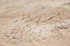 Tekstura sucha glina zdjęcia stock