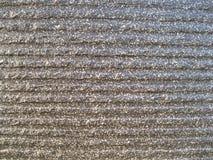 Tekstura szarość embossed powierzchnię zdjęcie stock