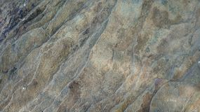 Tekstura szary brązu kamienia tło fotografia stock