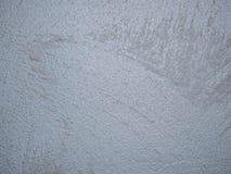 Tekstura szczotkarski rysunek na betonowej ścianie Obraz Stock