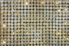Tekstura, szkło kawałki, szkło, szklany połysk Obraz Royalty Free