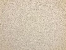 Tekstura szorstka ściana beżowy dekoracyjny tynk używać dla ściennej dekoracji wejścia verdure pozyskiwania środowisk gentile obrazy stock