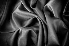 Tekstura, tło szablon Szkolny płótno jest czernią, szarość obrazy stock