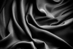 Tekstura, tło szablon Szkolny płótno jest czernią, szarość zdjęcia stock