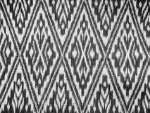 Tekstura tajlandzka stylowa tkanina wyplata Obrazy Royalty Free