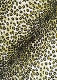 Tekstura tkanina pasiasty lampart obrazy royalty free