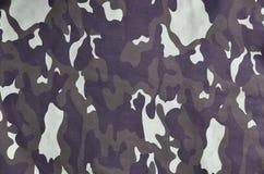 Tekstura tkanina z kamuflażem malował w kolorach bagno Wojska tła wizerunek Tkanina wzór militarny kamuflaż obrazy royalty free