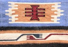 Tekstura tradycyjny wełna dywan, Jordania, Środkowy Wschód zdjęcie royalty free