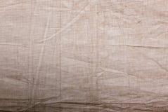 Tekstura używać kanwa Zdjęcie Royalty Free