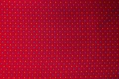 Tekstura używać na taborowych siedzeniach tkanina Zdjęcia Royalty Free