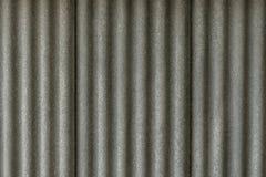 Tekstura włókno cementu dachu prześcieradło Zamyka w górę panwiowej falowej azbest płytki klasyczny styl zdjęcia royalty free