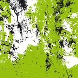 Tekstura w zieleni, biel, czarny Zdjęcia Stock