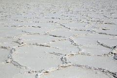 Tekstura Wielka Salt Lake pustynia Obraz Royalty Free