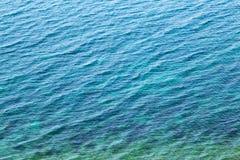 Tekstura woda Obrazy Stock