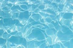 Tekstura woda Zdjęcia Royalty Free