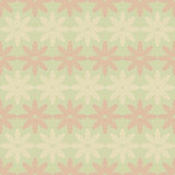 Tekstura z kwiecistymi elementami Obraz Royalty Free