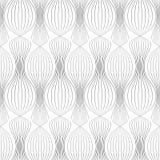 Tekstura z rzędami paski Obrazy Stock