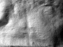 Tekstura zamknięta chrom matrycujący metal up zdjęcie stock