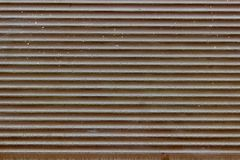 Tekstura zamknięta rolkowa żaluzja fotografia stock