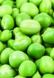 Tekstura zielony groch Obraz Stock