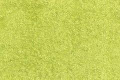 tekstura zielony ręcznik Zdjęcie Royalty Free