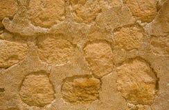 Tekstury ściana robić glina Fotografia Royalty Free