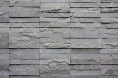 Tekstury ściany kamień Zdjęcia Stock