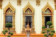 Tekstury świątynia Fotografia Royalty Free
