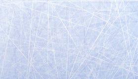 Tekstury błękita lód Lodowy lodowisko tło płatków śniegu biały niebieska zima Zasięrzutny widok Wektorowy ilustracyjny natury tło Obraz Stock