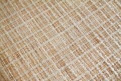 Tekstury brezentowa tkanina jako tło Zdjęcie Stock