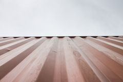 Tekstury brown zbiornik Obrazy Stock