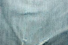 Tekstury cajgi zdjęcie stock
