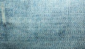 Tekstury cajgi Zdjęcia Stock