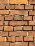 tekstury ceglana ściana Obrazy Royalty Free