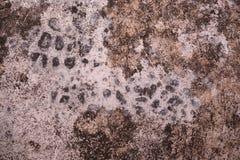 tekstury cementowa stara ściana Fotografia Royalty Free