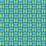 tekstury deseniowy bezszwowy weave Obraz Royalty Free