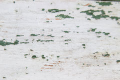 Tekstury drewna podławe stare zielone deski Obraz Royalty Free