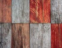 Tekstury drewno zaszaluje tło Zdjęcie Stock