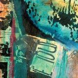 Tekstury farby tło Obrazy Royalty Free